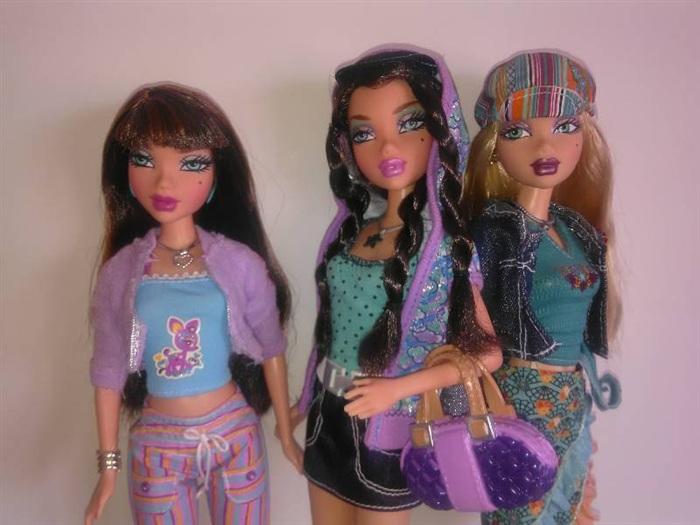 Кукла my scene barbie