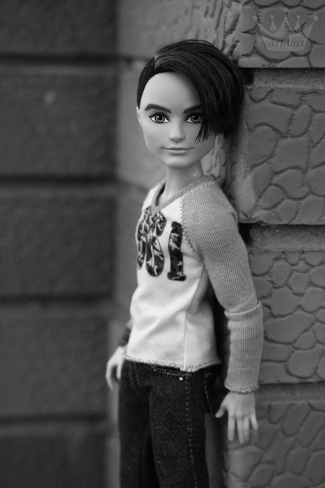 Кукла Хантер Хантсмен