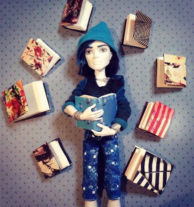 Кукла Леон