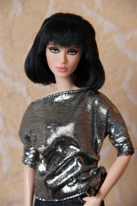 Кукла Ребекка Бьюкенен Барнс (Rebecca Buchanan Barnes)