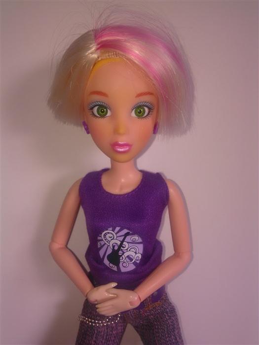 Кукла Подделка под куклу Liv