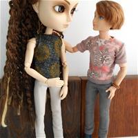 Алекс и Алтоша