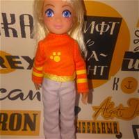 Мини-куколка из серии Cuccioli cerca amici