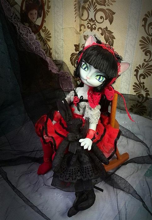 Кукла Грей