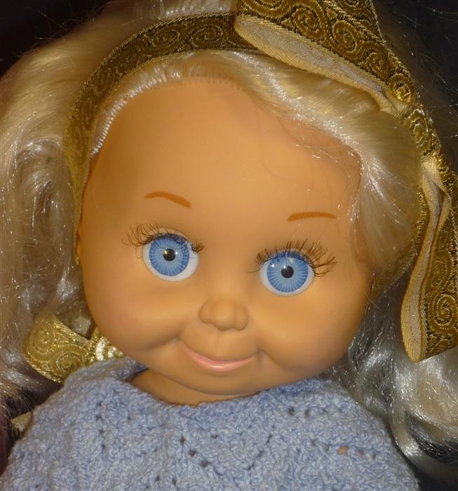 Кукла Аришенька