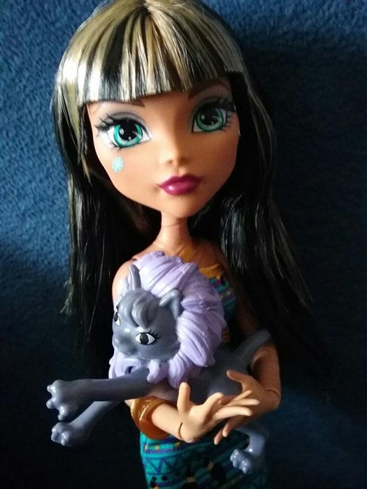 Кукла Клио