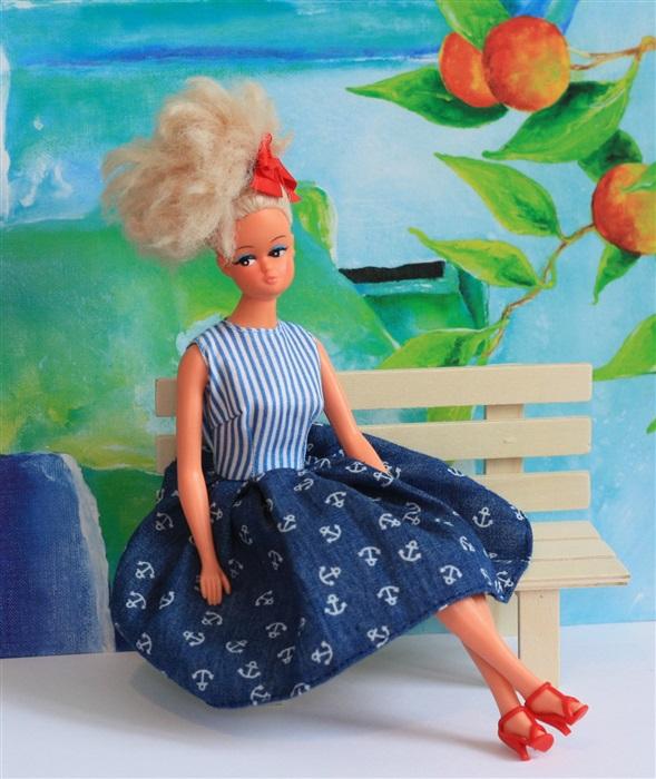 Кукла Petra