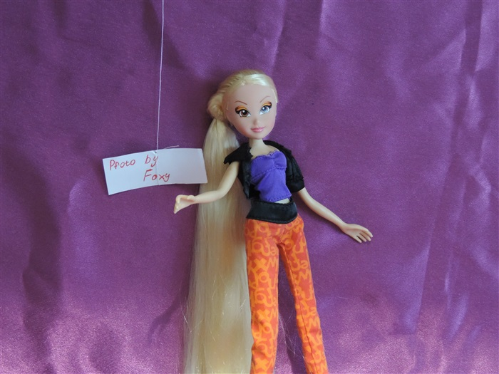 Кукла Стелла / Волшебные волосы