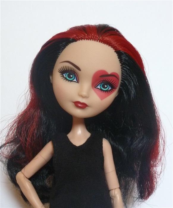 Кукла Foxy Mane