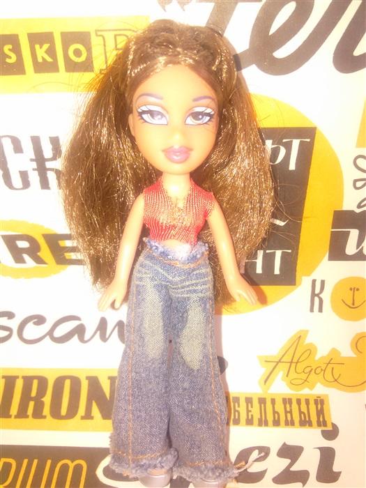 Кукла Lil Bratz