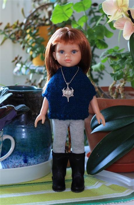 Кукла Piper