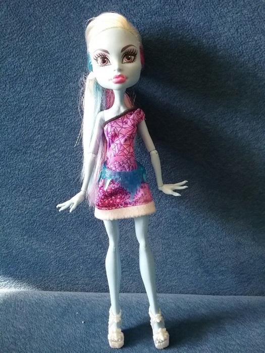 Кукла Боргильда