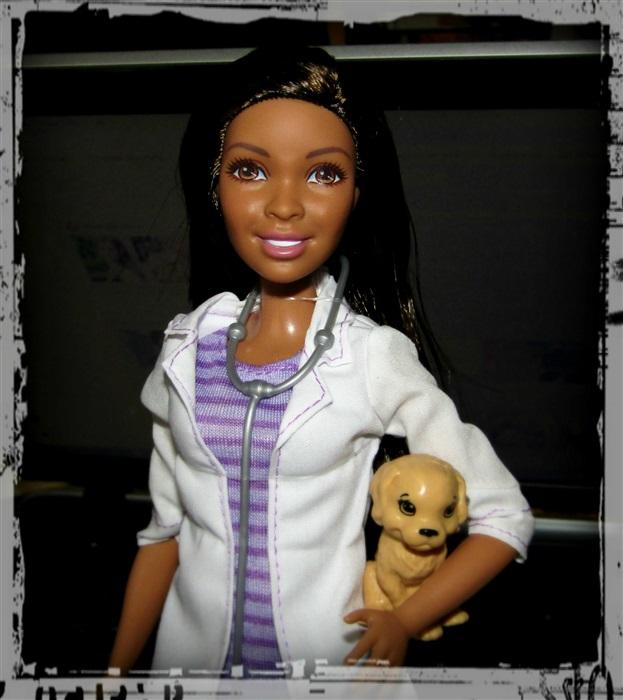 Кукла Barbie Careers Pet Vet