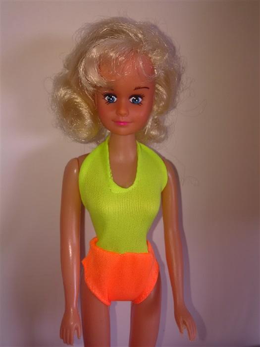 Кукла Jackie doll