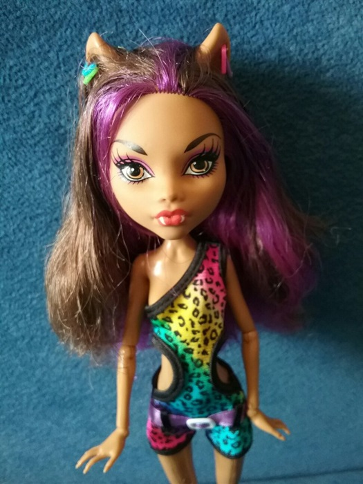 Кукла Лесси