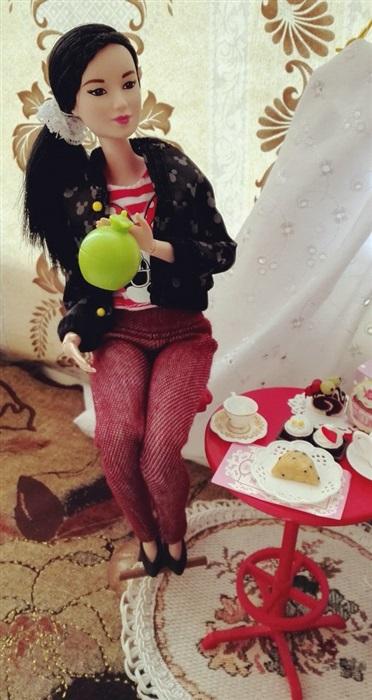 Кукла Неко