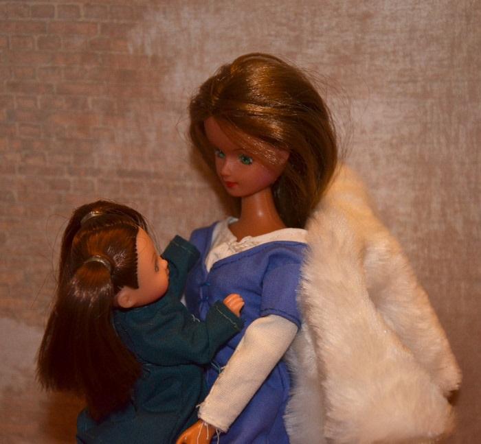 Кукла Динара