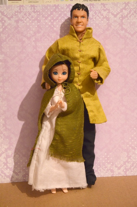 Кукла Арья