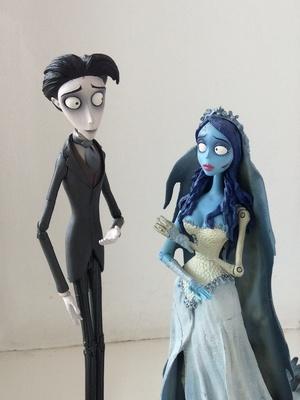 Кукла Виктор и Эмили