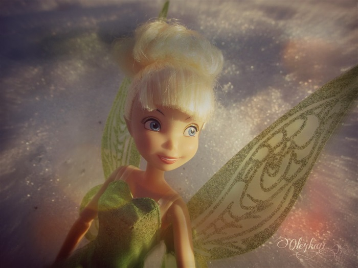 Кукла Tinker Bell Classic Doll 2014---