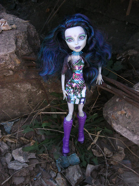 Кукла Нана 09