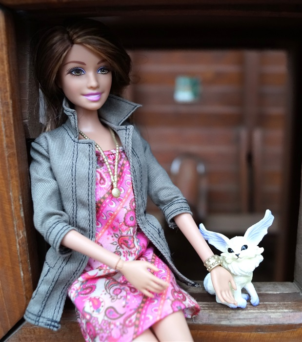 Кукла Винетта