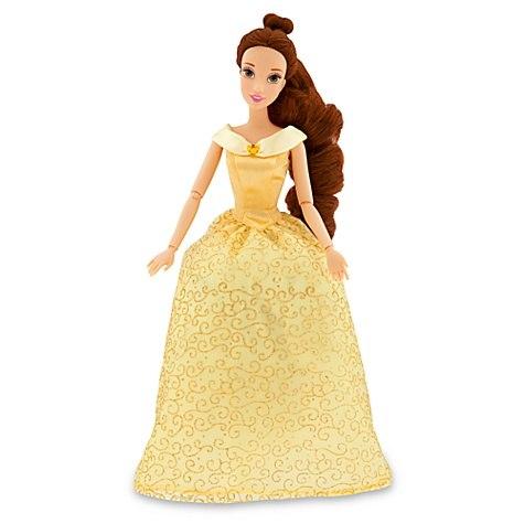 Кукла Belle Classic Doll 2010