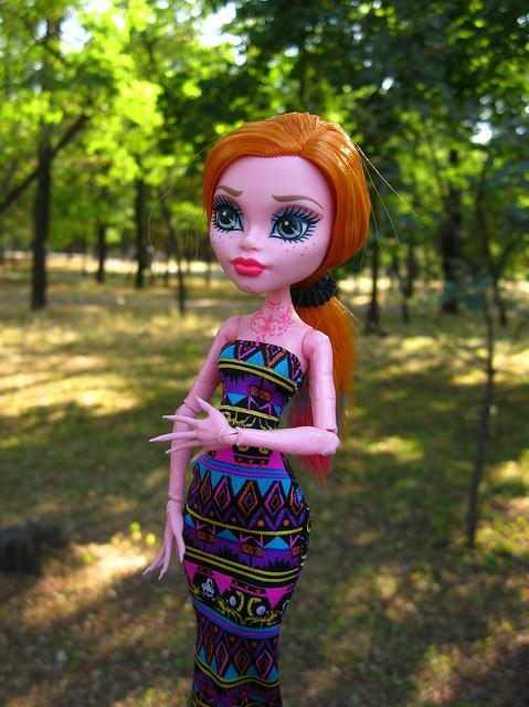 Кукла Ясмин