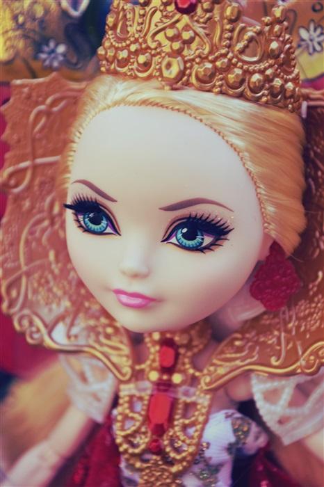 Кукла Королевская Эппл