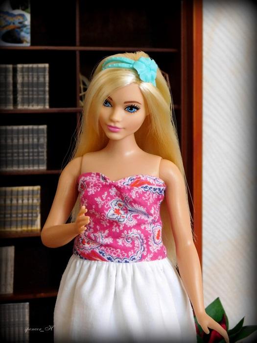Кукла Hanna Laurence
