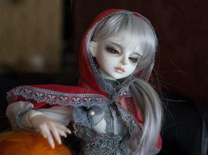 Кукла Louie