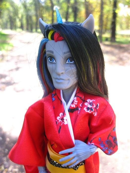 Кукла Юу (Цилинь Юцзяо)