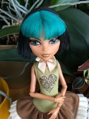 Кукла Клевер (Clover)