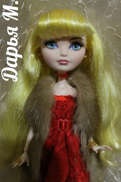 Кукла Блонди Локс