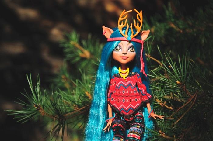 Кукла Иси-Бэмби