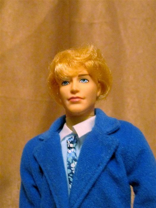 Кукла Рембрант (Рем) Бьянки