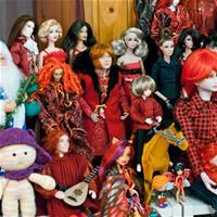 """Новогодняя встреча """"Кукла в красном"""""""