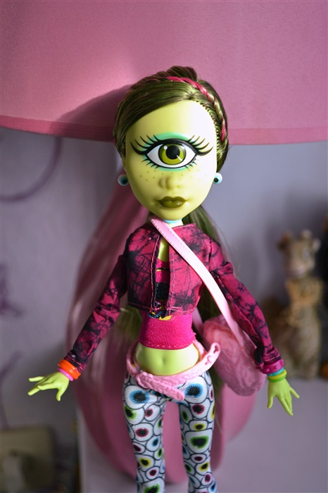 Кукла Циклоп