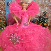 Первой куклой  в Новом году