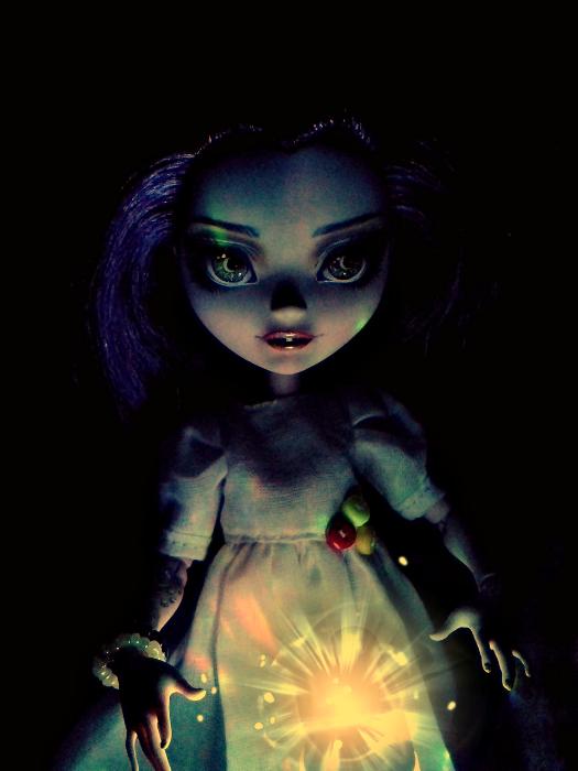 Кукла Рэйвен