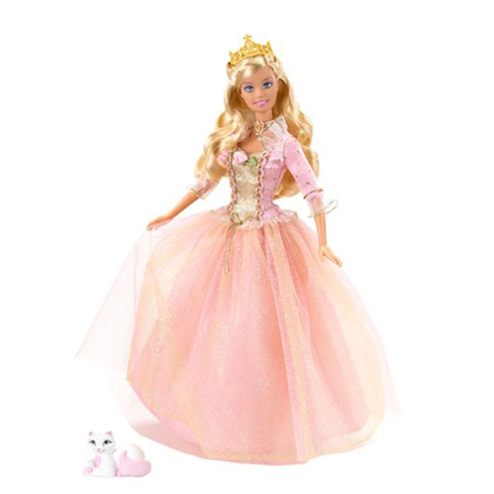 Кукла Princess and the Pauper Anneliese Barbie