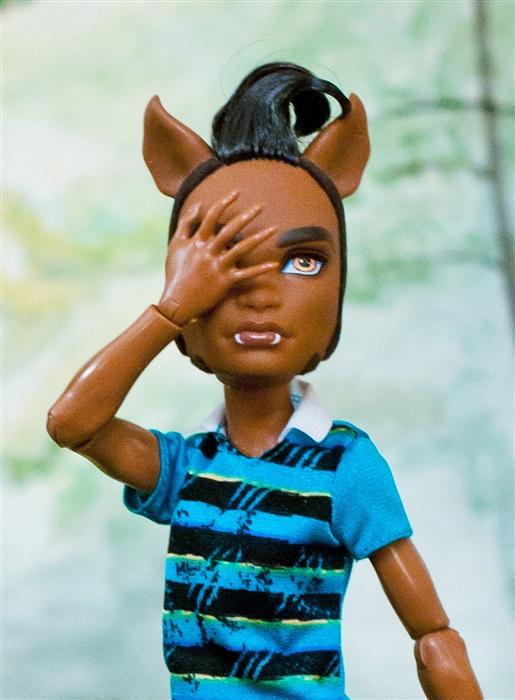 Кукла Клод