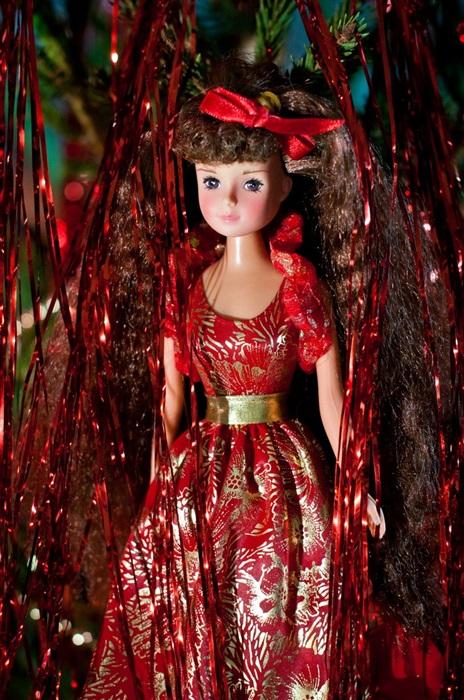 Кукла Бетти