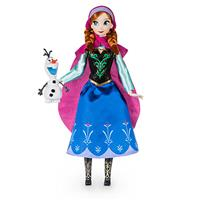 Anna Classic Doll with Olaf Figure - 12''
