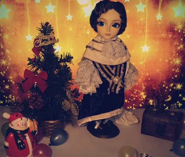 Кукла Taeyang - Alberic