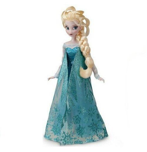 Кукла Elsa Classic Doll - Frozen - 12