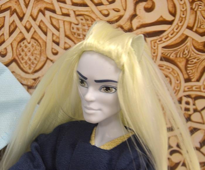 Кукла Сайдалар тор Вериас