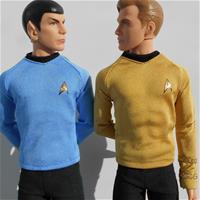 Капитан Кирк и его старший помощник коммандер Спок