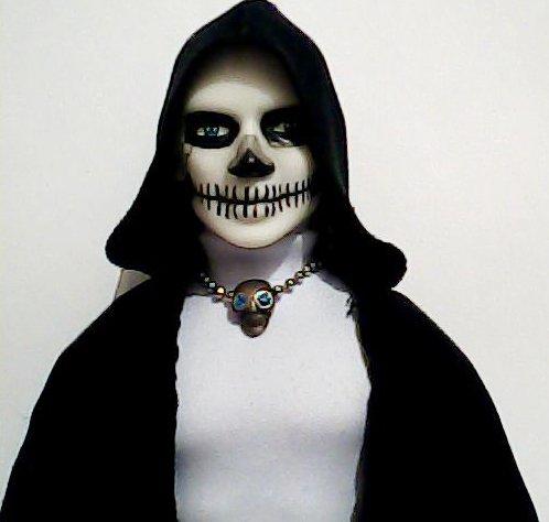 Кукла Skully
