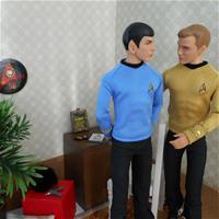 Внеземная страсть капитана Кирка